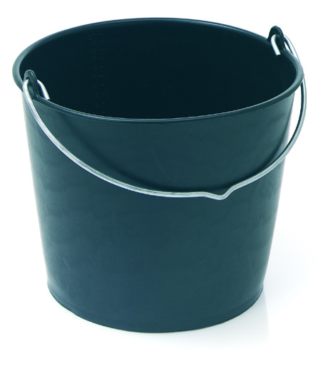 baueimer 20 liter mit metallb gel engemann muag mbh. Black Bedroom Furniture Sets. Home Design Ideas